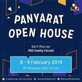 PHS Open House